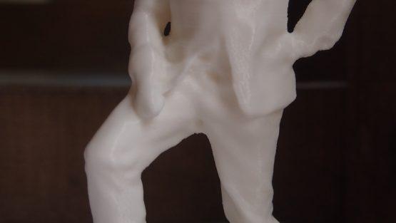 3D scan und Druck - mini-me