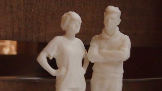 Hochzeitsfiguren 3D Druck
