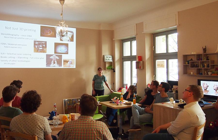 3D printing corporate workshops