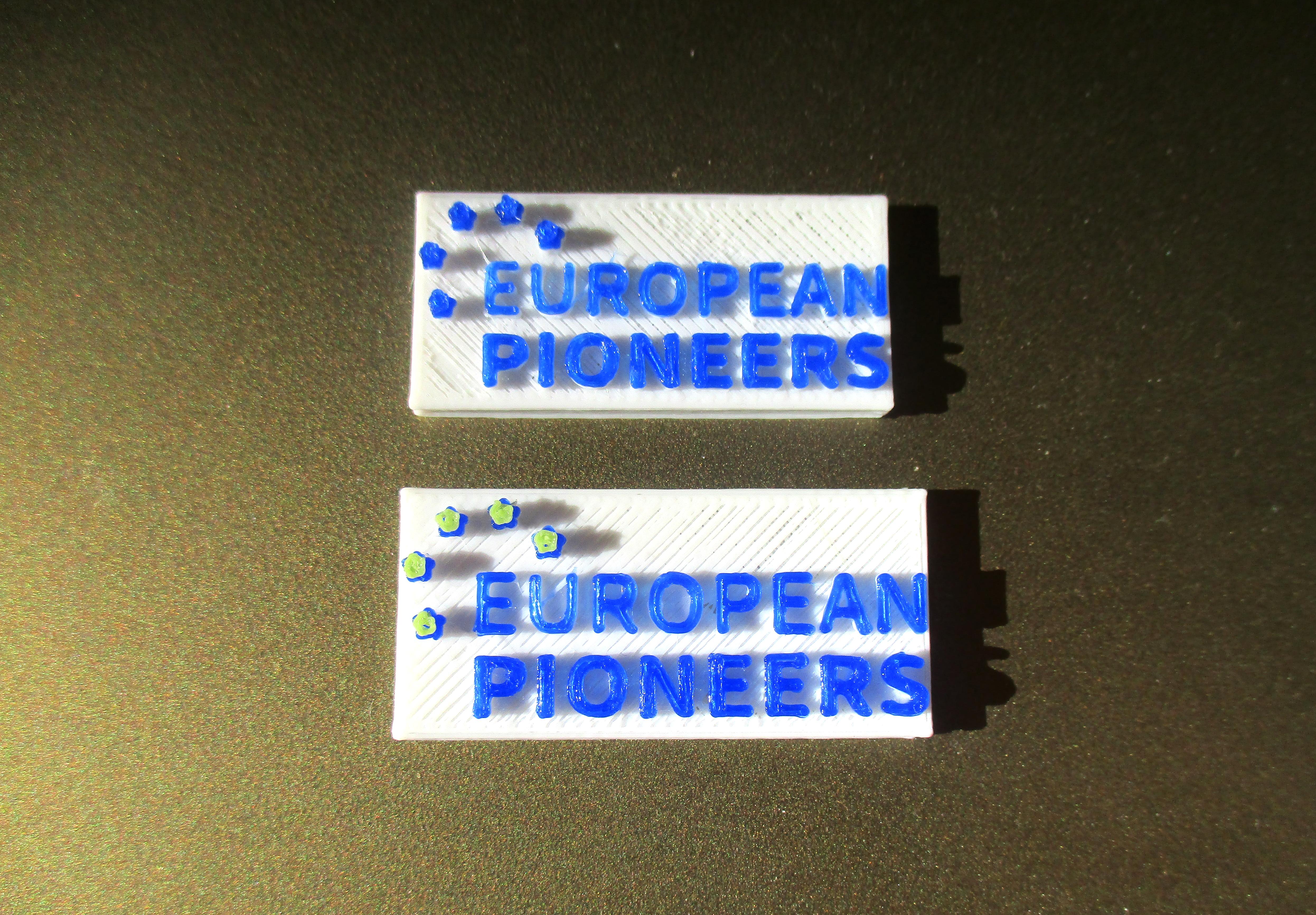 759ee9af9b4 European Pioneers Logo - DimensionAlley