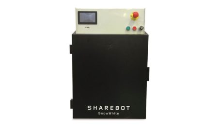 Sharebot Snow white DLS printer