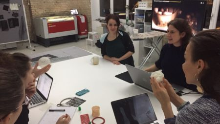 Feature Friday No. 23 – Fashion Tech Course with Elektocouture