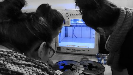 Feature Friday No. 25- 3D Printing Workshop for Italian Students