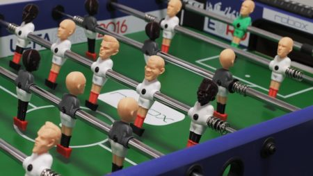 Feature Friday No. 35 – 3D Printing Foosball